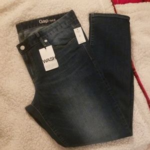 Gap 33R Always Skinny Jean